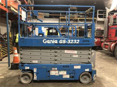 2009 Genie GS-3232