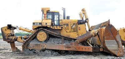 2006 CAT D11R