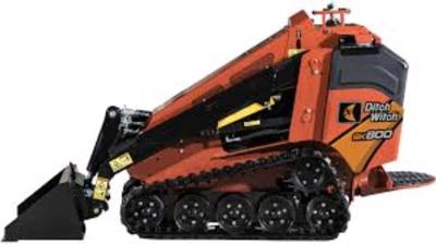 2018 Ditch Witch SK800