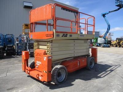 2011 JLG 4069LE