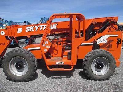 2012 SkyTrak 6042