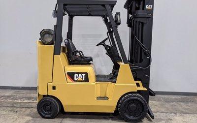 2009 CAT GC40K