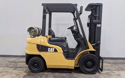2016 CAT GP25N