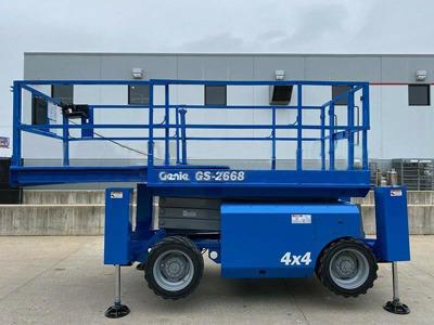 2011 Genie GS-2668RT