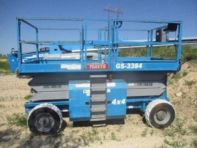 2011 Genie GS-3384 RT