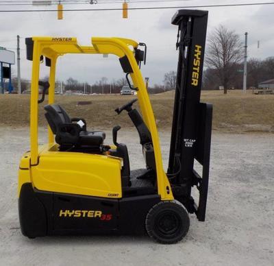 2014 Hyster J35XNT