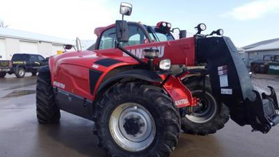 2014 Manitou MLT 840-115PS