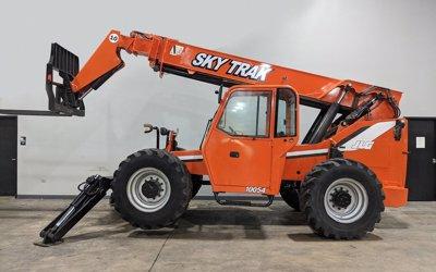 2010 SkyTrak 10054