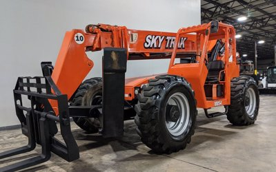 2011 SkyTrak 10054