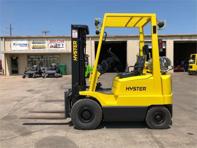 2004 Hyster H30XM