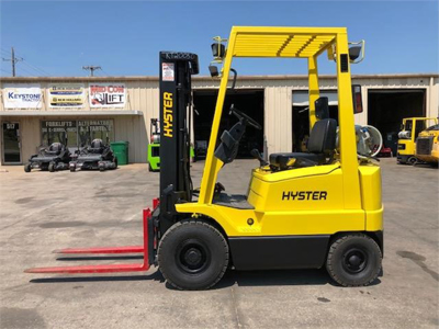 2001 Hyster H30XM