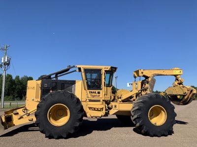 2017 Tigercat 620E