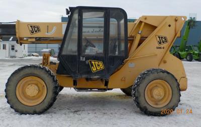 2003 JCB 506-36