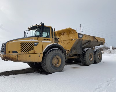 2004 Volvo A40D