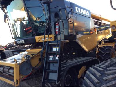 2016 CLAAS 760TT