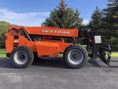 2019 SkyTrak 10054