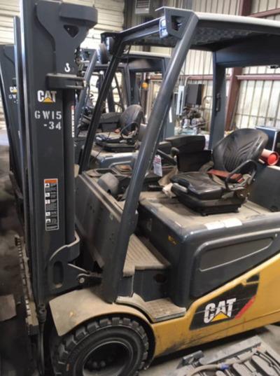 2015 CAT 2EP6500