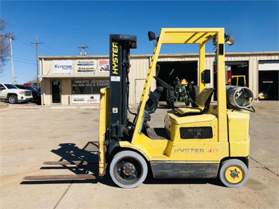 2001 Hyster S40XM