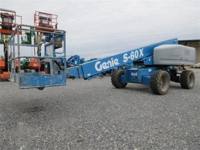 2012 Genie S-60X