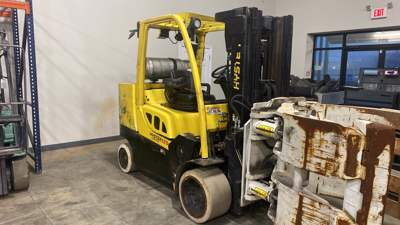 2014 Hyster S120FT-PRS