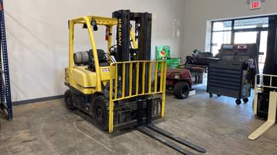 2014 Hyster H50FT