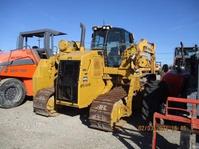 2012 CAT PL61