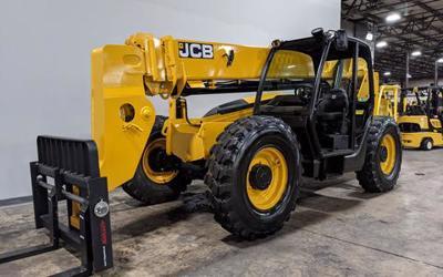 2014 JCB 509-42