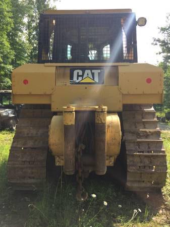 2007 CAT D6T XL