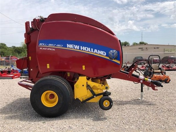 2021 New Holland Roll-Belt 460