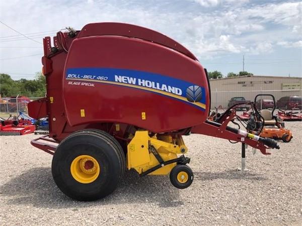 2021 New Holland Roll-Belt 460