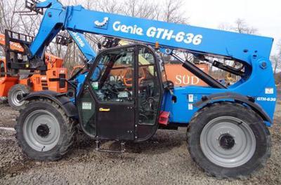 2018 Genie GTH-636