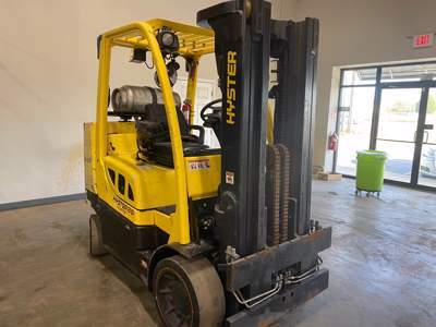 2015 Hyster S80FT-BCS