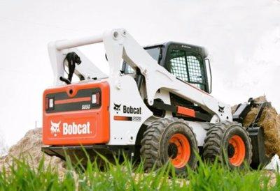 2013 Bobcat S850