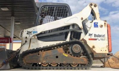 2014 Bobcat T590