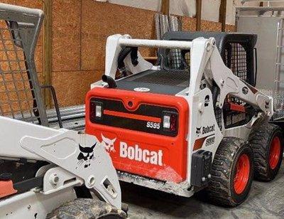2018 Bobcat S595