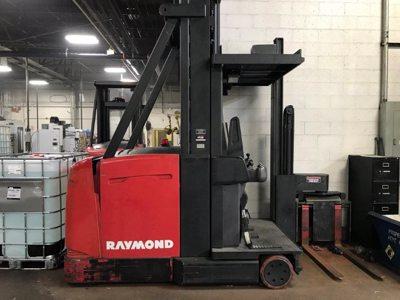 2005 Raymond SACSR30TT