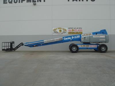 2006 Genie S-125