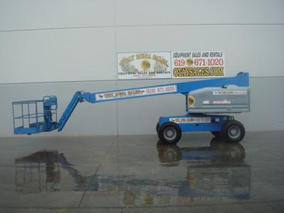 2007 Genie S-45