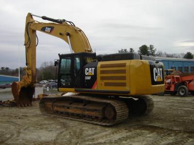 2015 CAT 336F L