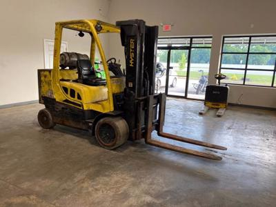2015 Hyster S120FT