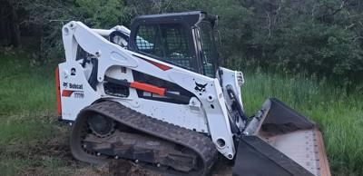 2021 Bobcat T770