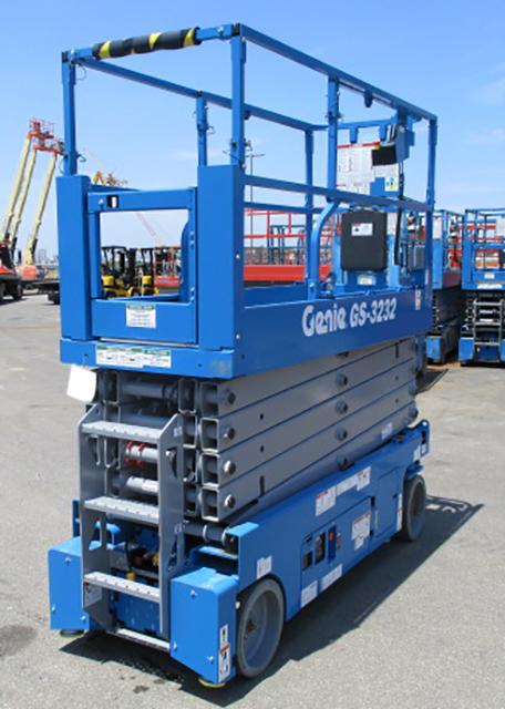 2018 Genie GS-3232