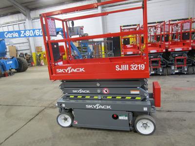 2016 Skyjack SJ3219