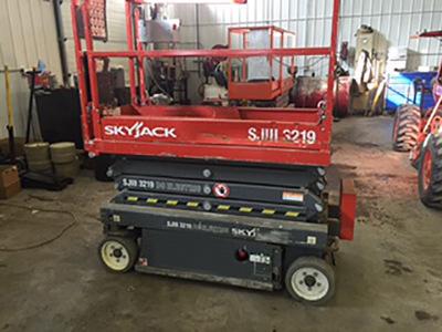 2013 Skyjack SJ3219