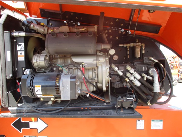 2006 JLG 860SJ