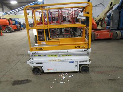 2014 Hybrid HB-1430
