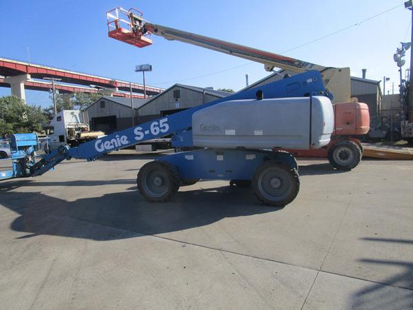 2008 Genie S-65