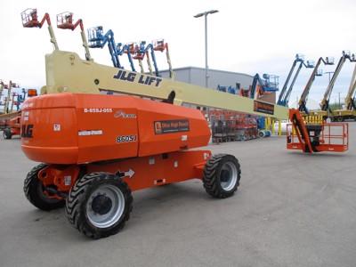 2011 JLG 860SJ