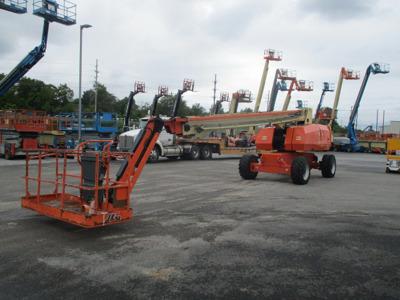 2015 JLG 860SJ