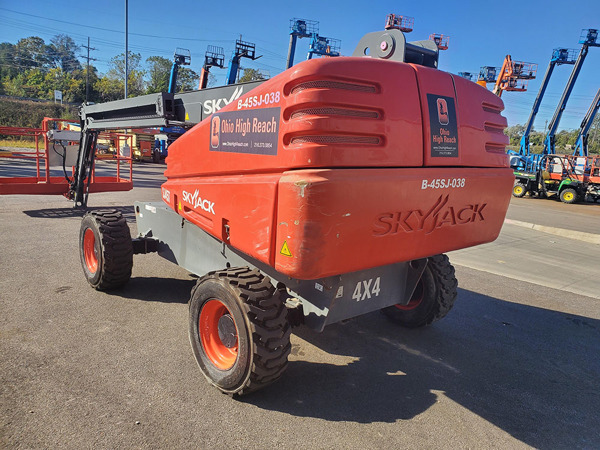 2018 Skyjack SJ45 T